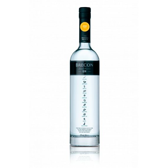 BRECON SPECIAL RESERVE GIN 5CL 40%