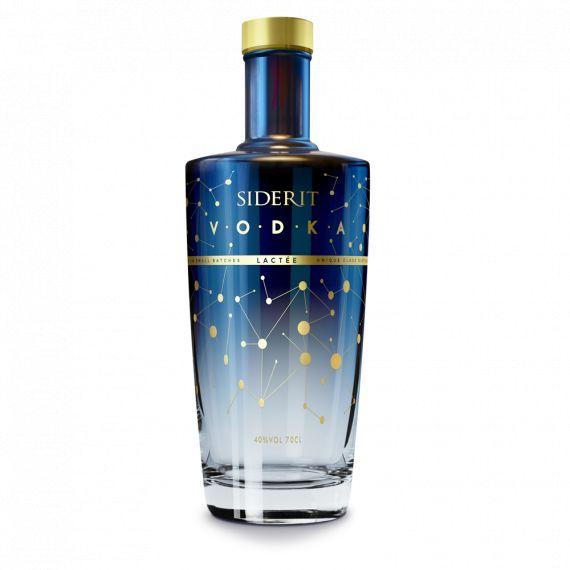 Vodka Siderit Lactée