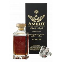 "AMRUT SINGLE MALT WHISKY ""PEATED"" 70CL 46% (6 unidades)"