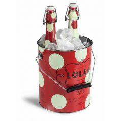 Ice Bucket Lolea Tinta / Blanca
