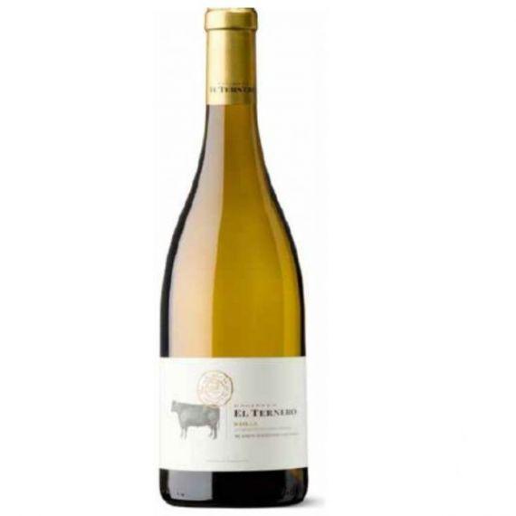 Blanco fermentado en barrica RF4 100% Viura Rioja Hacienda El Ternero