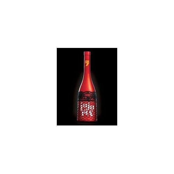 Botella 7 pecados Capitales Lujuria