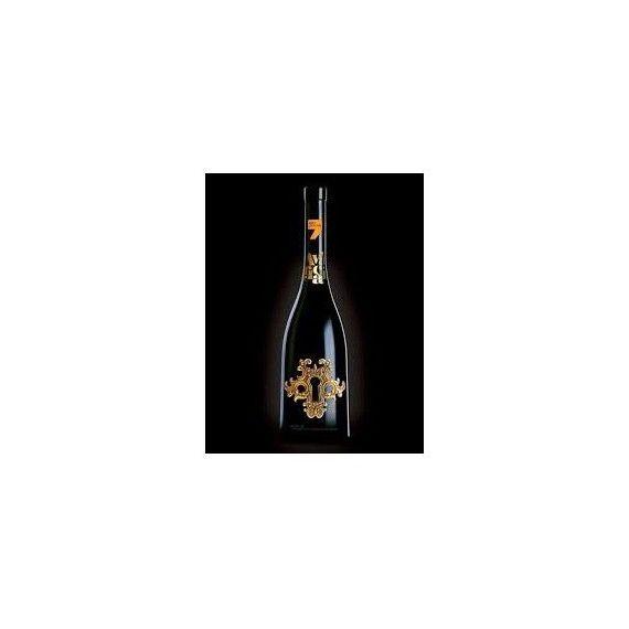 Botella 7 pecados Capitales Avaricia