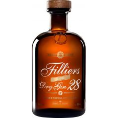 "Filliers 28 Premium Dry Gin Gin Filliers ""28 botánicas"", 50 cl.46º"