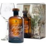 "Filliers 28 Premium Dry Gin Pack Gin Filliers ""28 botánicas"", 50 cl.46º + COPA Balón"