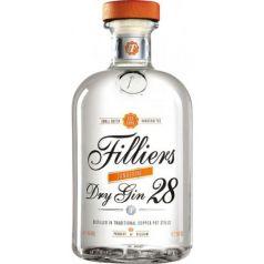 "Filliers 28 Premium Dry Gin ""Tangerine"" (mandarina), 50 cl.43,7º"