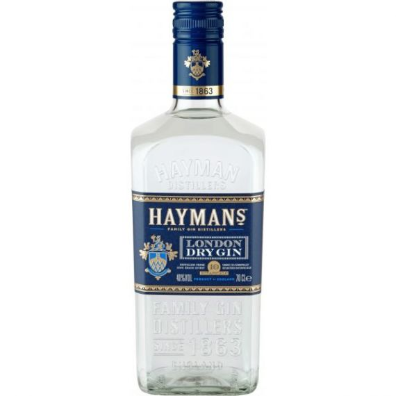 Hayman's London Dry Gin, 70 cl. 40º