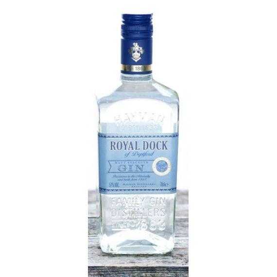 Hayman's Royal Dock Gin, 70 cl. 57º