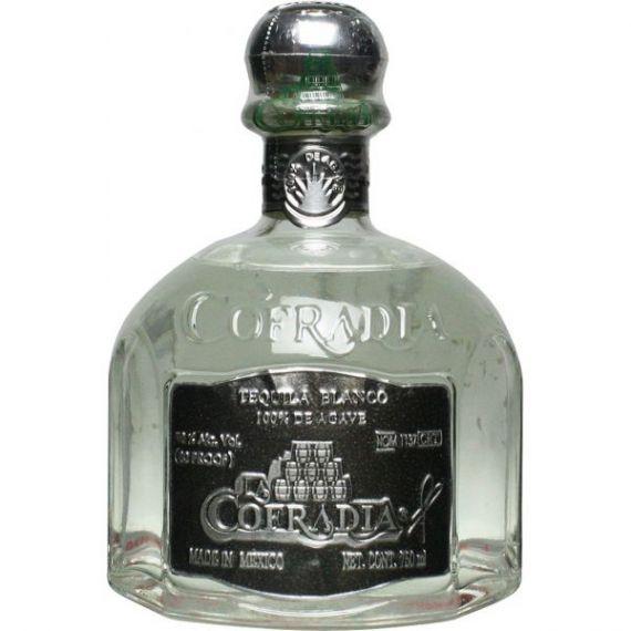 "Tequila La Cofradia Blanco, 70 cl. 40º ""100% Agave"" Organic México"
