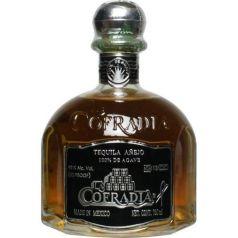 "Tequila La Cofradia Añejo, 70 cl. 40º 100% Agave"" Organic México"