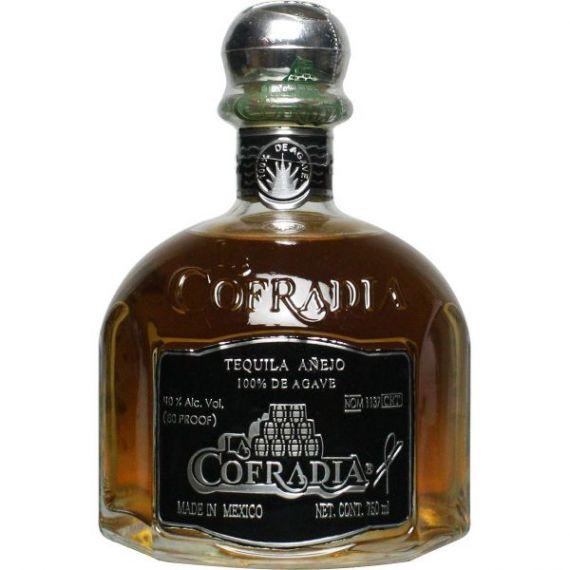 """Tequila La Cofradia Añejo, 70 cl. 40º """"100% Agave"""" Organic (Tequila - Jalisco - México)"""