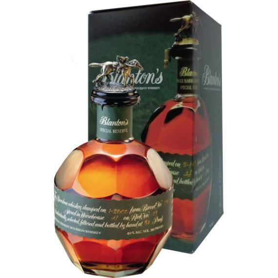 Blanton´s Single Barrel Whiskey Green Label Centenario 70 cl 40% Kentucky (USA)