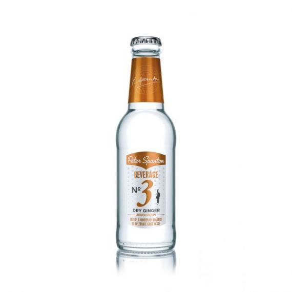 Tónica PETER SPANTON No3 DRY GINGER 200ML