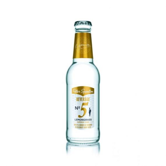 Tónica PETER SPANTON No5 LEMONGRASS TONIC 200ML