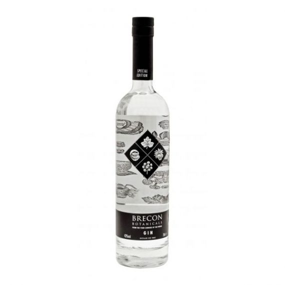 Gin Brecon Special Edition, 70 cl. 43º