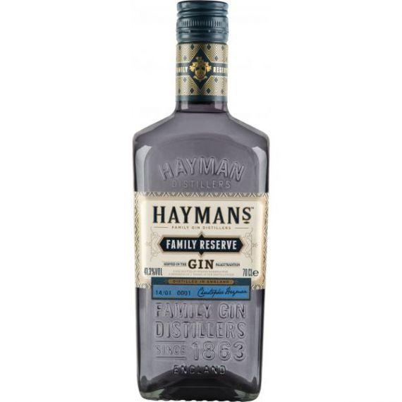 Hayman's Gin Family Reserve, 70cl 41,3% (botella numerada) NUEVA PRESENTACIÓN