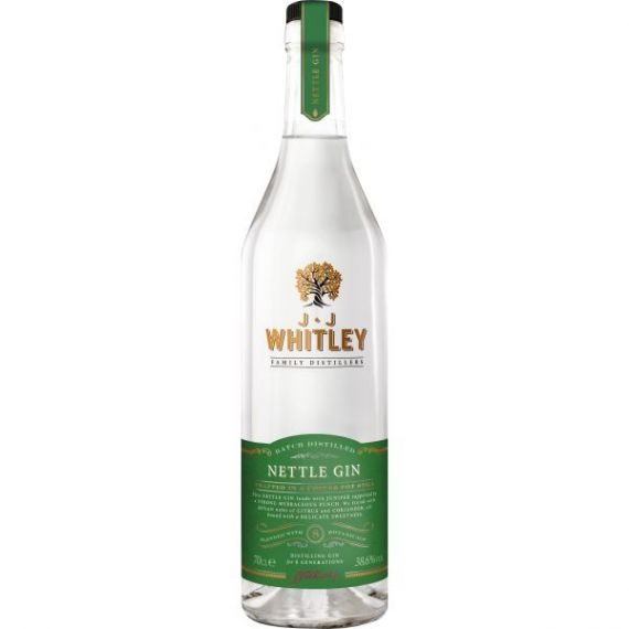 JJ Whitley Nettle Gin 70cl 38,6% (infusión de Ortiga) Premium London Dry Gin