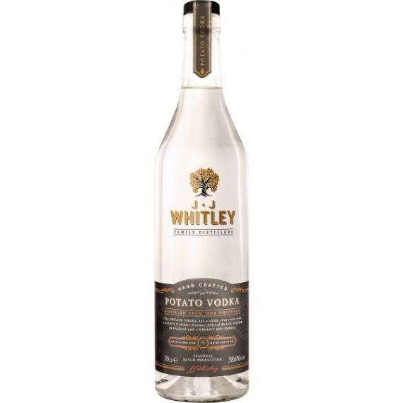 JJ Whitley Potato Vodka 70cl 40%