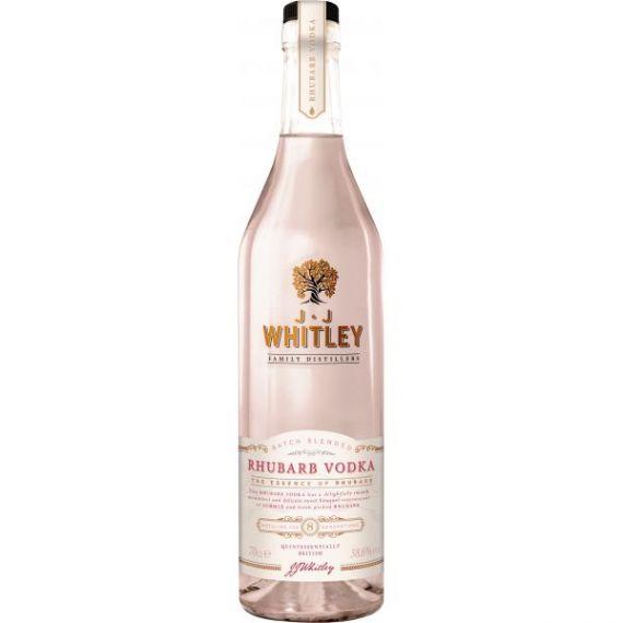JJ Whitley Rhubarb Vodka 70cl 40%