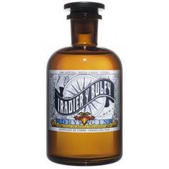 IRADIER Y BULFY DRY GIN 50 cl, 42º