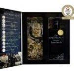Pack Deluxe Gin The Botanical's, 70 cl. 42,5º + COPA BALÓN serigrafiada