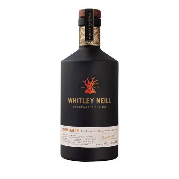 Gin Whitley Neill, 70 cl, 42º