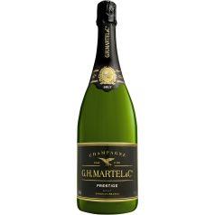 Champagne martel Prestige Brut, 150cl. 12º
