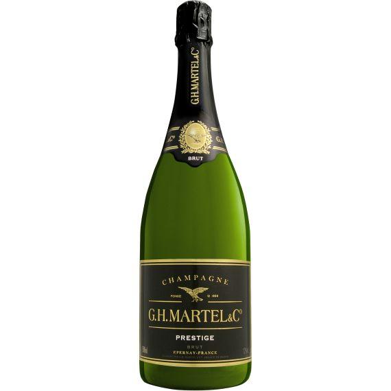 Champagne martel Prestige Brut, 300cl. 12º