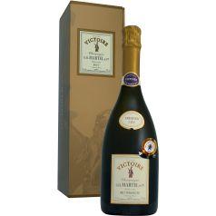 Champagne Curvée Victoire Brut Premier Cru - Special Bottle, 75cl. 12º