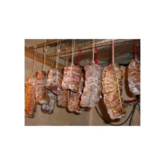 Cabeza de lomo curado 1kg. Germans Soler