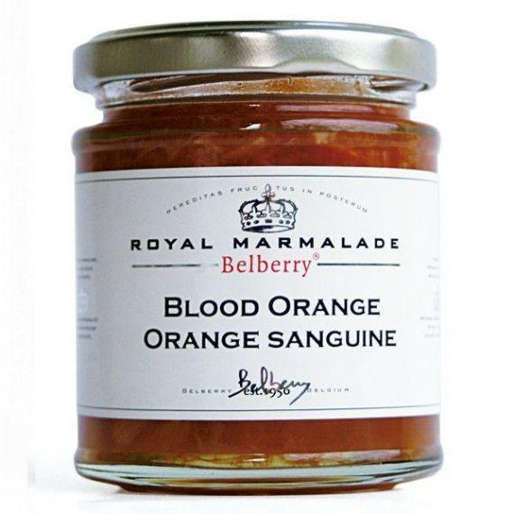 Mermelada de naranjas sanguinas 225gr. Belberry