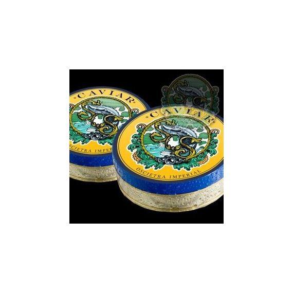 Caviar Asetra Imperial 125gr. Sos