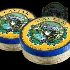 Caviar Asetra Imperial 500gr. Sos
