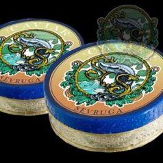 Caviar Sevruga 125gr. Sos