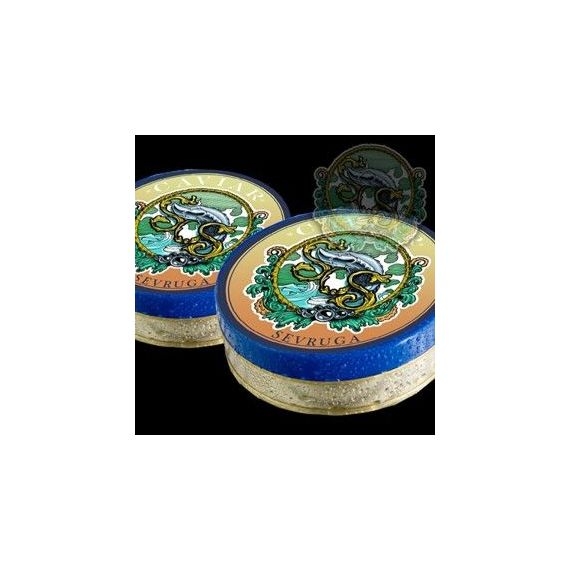 Caviar Sevruga iraní 125gr. Sos