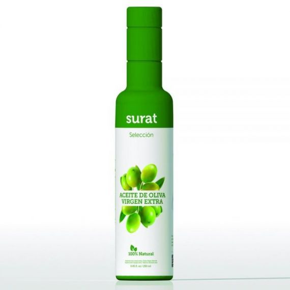 Aceite de oliva virgen extra 250ml. Surat