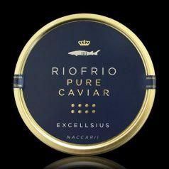 Caviar de Riofrío Tradicional Excellsius 1000gr. Riofrío