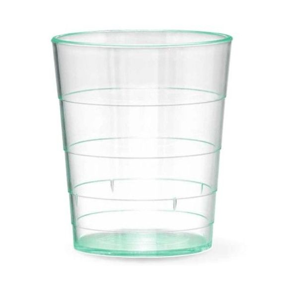 Miniglass verde 6cl. Comatec. 300un.