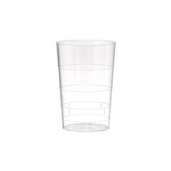 Tapa Miniglass 14cl. Comatec. 300un.