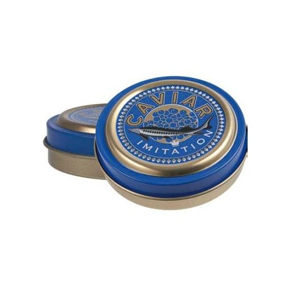 Latas Caviar Imitation. 100%Chef. 12un.