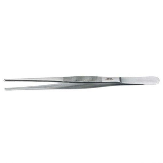 Pinza recta Inox 250mm. 100%Chef. 1un.