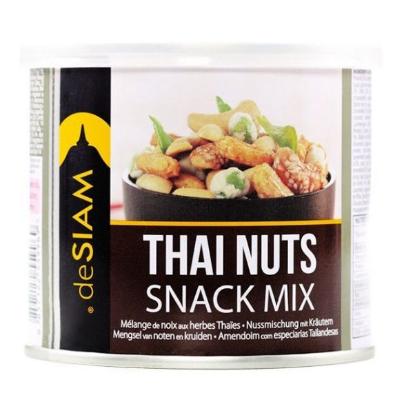 Mix frutos secos Thai 115gr. deSIAM