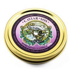 Caviar Supremo de Cultivo, 125gr. Sos