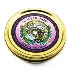 Caviar Supremo de Cultivo, 1000gr. Sos