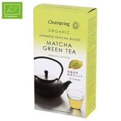 Té verde Matcha 40gr. Clearspring