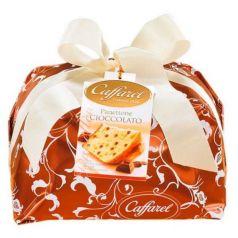 Panettone de Chocolate 1kg. Caffarel