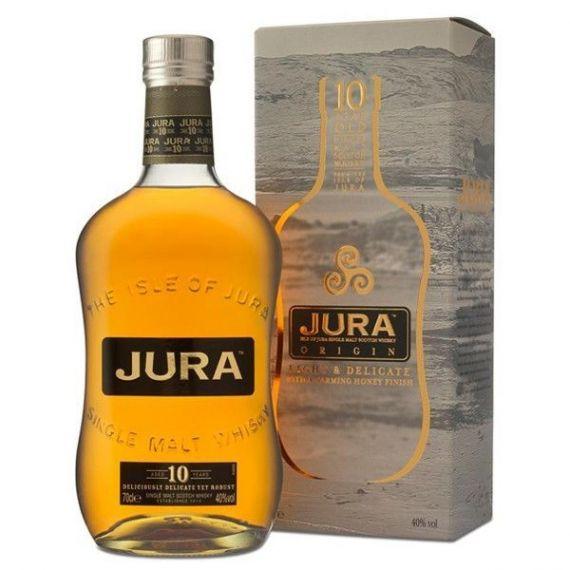 Jura 10 YO Origin (con estuche) 1l. Isle of Jura