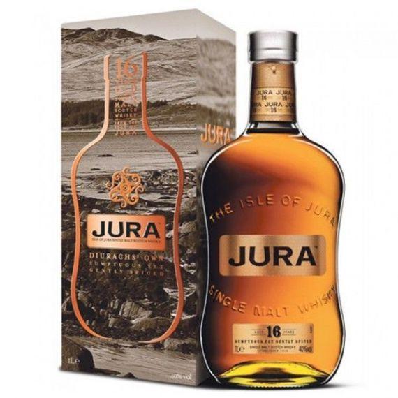 Jura 16 YO Diurach's Own (con estuche) 70cl. Isle of Jura