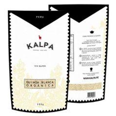 Quinoa Orgánica Blanca 500gr. Kalpa Organic Quinoa
