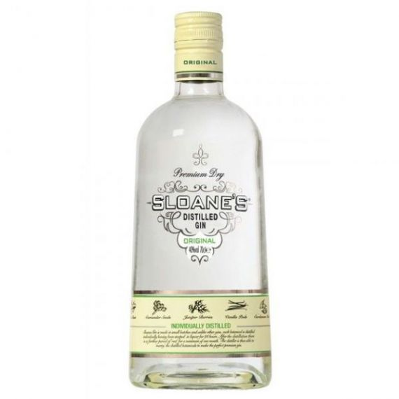 Sloane's Dry Gin 70cl(Pack de 3) Sloane's